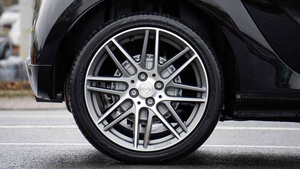 Cuando cambiar las ruedas del coche
