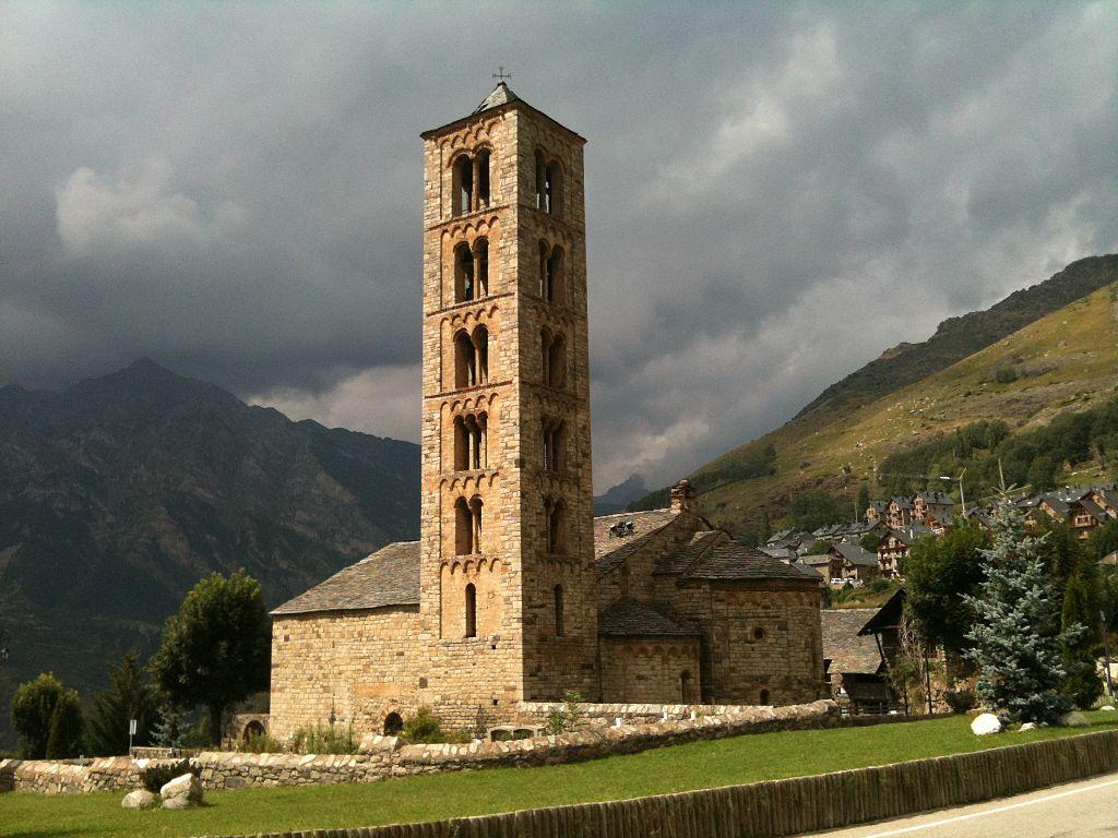 L'església de Sant Climent de Taüll - Escapada amb cotxe a l'Alta Ribagorça